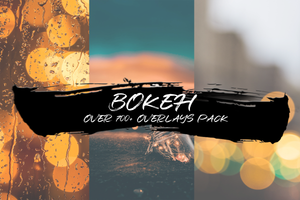BOKEH - OVER 700+ OVERLAYS PACK - Astro Panel