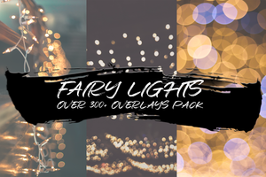 FAIRY LIGHTS - OVER 300+ OVERLAYS PACK - Astro Panel