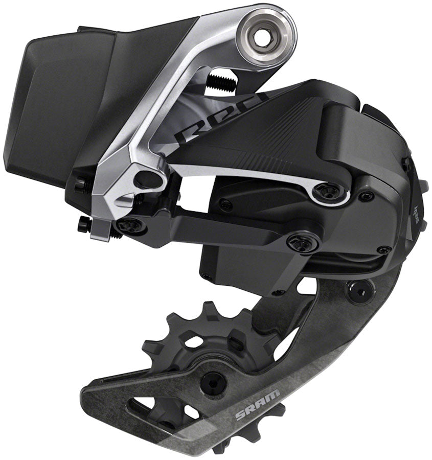 SRAM RED eTap AXS Electronic Road Groupset - 2x, 12-Speed, HRD Brake/Shift Levers, Flat Mount Disc Calipers, Front/Rear Derailleurs, D1 - Beyond Aero