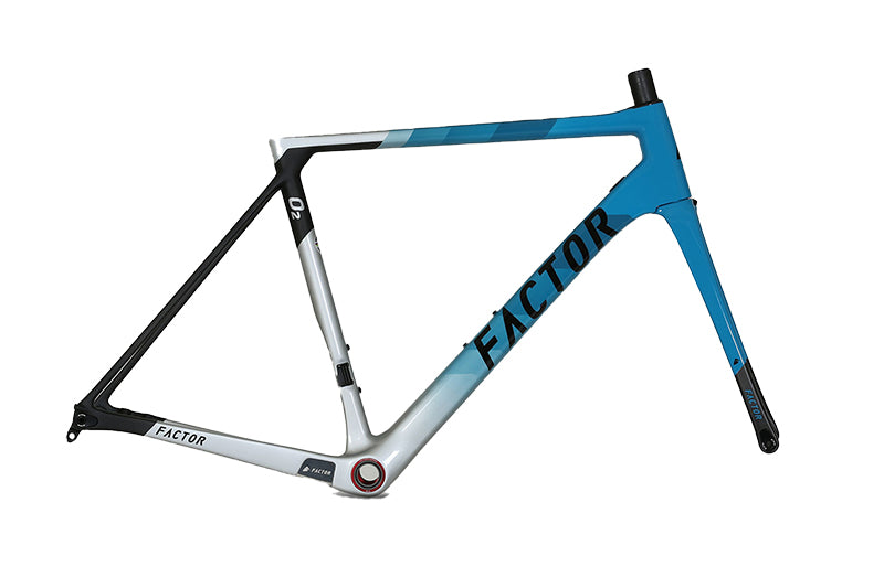 Factor O2 Disc Frameset