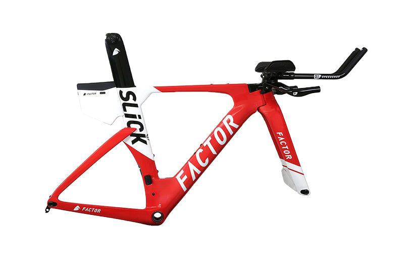 Factor Slick Time Trial / Triathlon Frameset - Beyond Aero