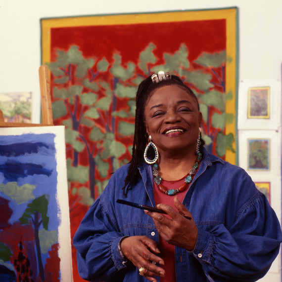 A Celebration of African American Artists - Faith Ringgold
