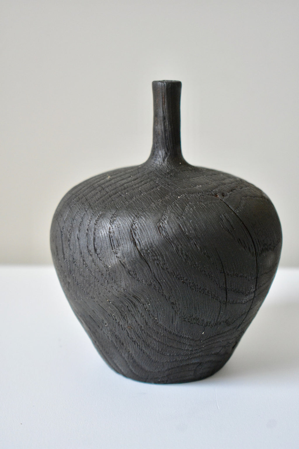 Scorched Oak Vessel