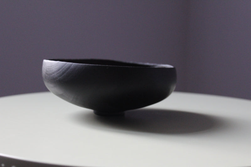 Little Footed Scorched Bowl