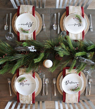 Load image into Gallery viewer, 4-Set Holiday Plates