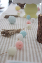 Load image into Gallery viewer, Easter Tassel Garland