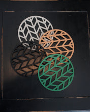 Load image into Gallery viewer, Silicone Trivets - Set of 4