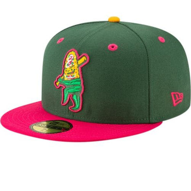 Clinton LumberKings Copa Clinton Elotes Hat