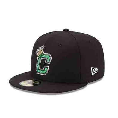 Clinton LumberKings 59Fifty Diamond Cillium BP Cap