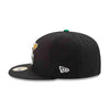 Clinton LumberKings 59Fifty Black Louie Cap