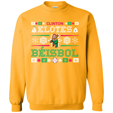Clinton Elotes Holiday Sweatshirt