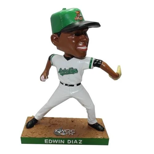 Clinton LumberKings Bobbleheads