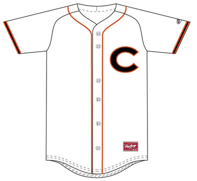 Clinton LumberKings Special Clinton Giants Jersey