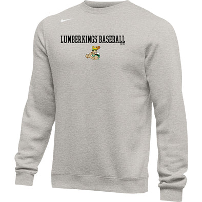 Clinton Lumberkings Nike Crew Neck Sweatshirt
