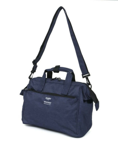 anello / TRACK Boston 2WAY Shoulder Bag Mini AT-C2614