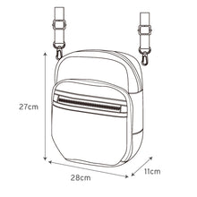 Load image into Gallery viewer, anello / TRACK Vertical Shoulder bag Mini AT-H1812