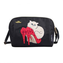 Load image into Gallery viewer, Mis Zapatos / Pumps Cat Mini Shoulder Bag B-6875