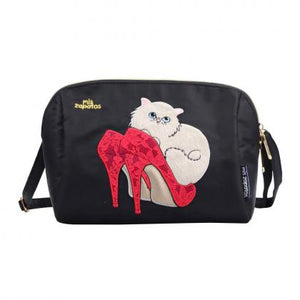 Mis Zapatos / Pumps Cat Mini Shoulder Bag B-6875