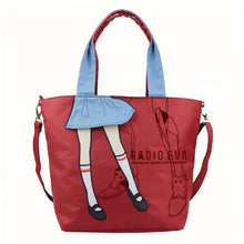 Load image into Gallery viewer, Mis Zapatos / Pilot x EVA 2Way Tote Bag EV-004