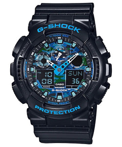 Casio G-SHOCK GA-100