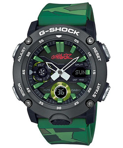 Casio G-SHOCK GA-2000GZ-3A