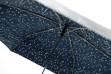 Load image into Gallery viewer, Waterfront / POCKET FLAT Constellation Folding Umbrella