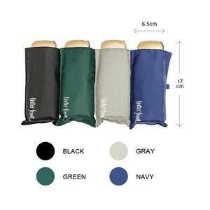 Waterfront / POCKET FLAT Folding Umbrella