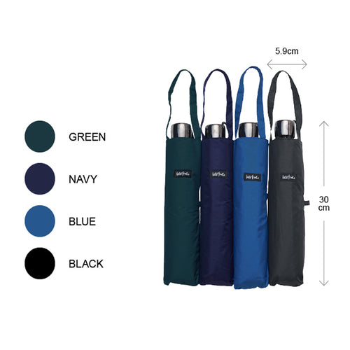 Waterfront / TOUGHNESS Folding Umbrella Large