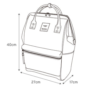 anello / EXPAND Clasp Hinge Backpack Regular FSO-B049