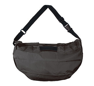 Shupatto / 2Way Shoulder Bag Black