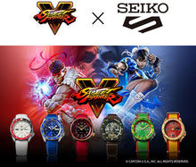Load image into Gallery viewer, SEIKO S STREET FIGHTER