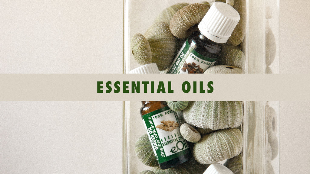 eOil.co.za essential oils collection for your pleasure