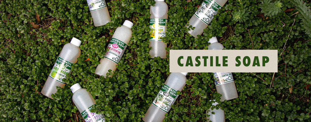 Castile Soap eoil.co.za  our full range of castile soap with essential oils
