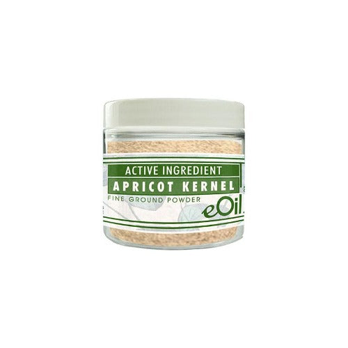 APRICOT KERNEL FINE GROUND POWDER (Prunus ameniaca) ACTIVE INGREDIENT 50 ml - eOil.co.za