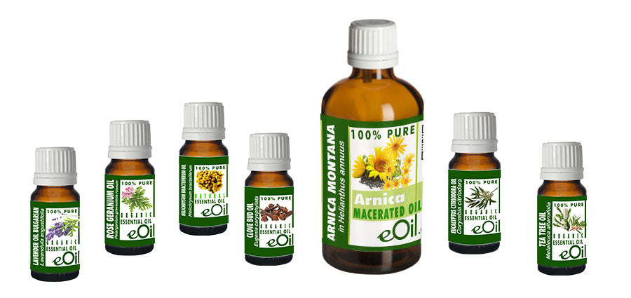 ESSENTIAL ASSORTMENT FOR YOUR HOME PHARMACY - eOil.co.za