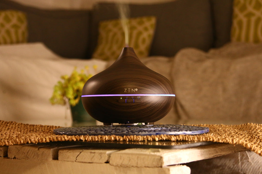 Diffuser & Humidifer eOil.co.za Dawn serie WIFI ENABLED
