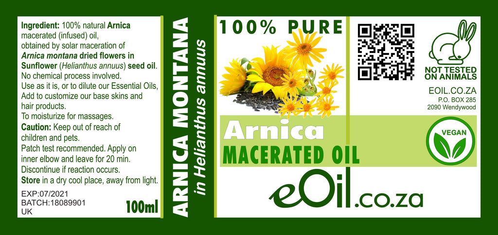 MUSCLE ACHES MASSAGE SYNERGY - eOil.co.za