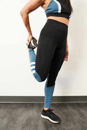 Groove Legging - Iris and Ink