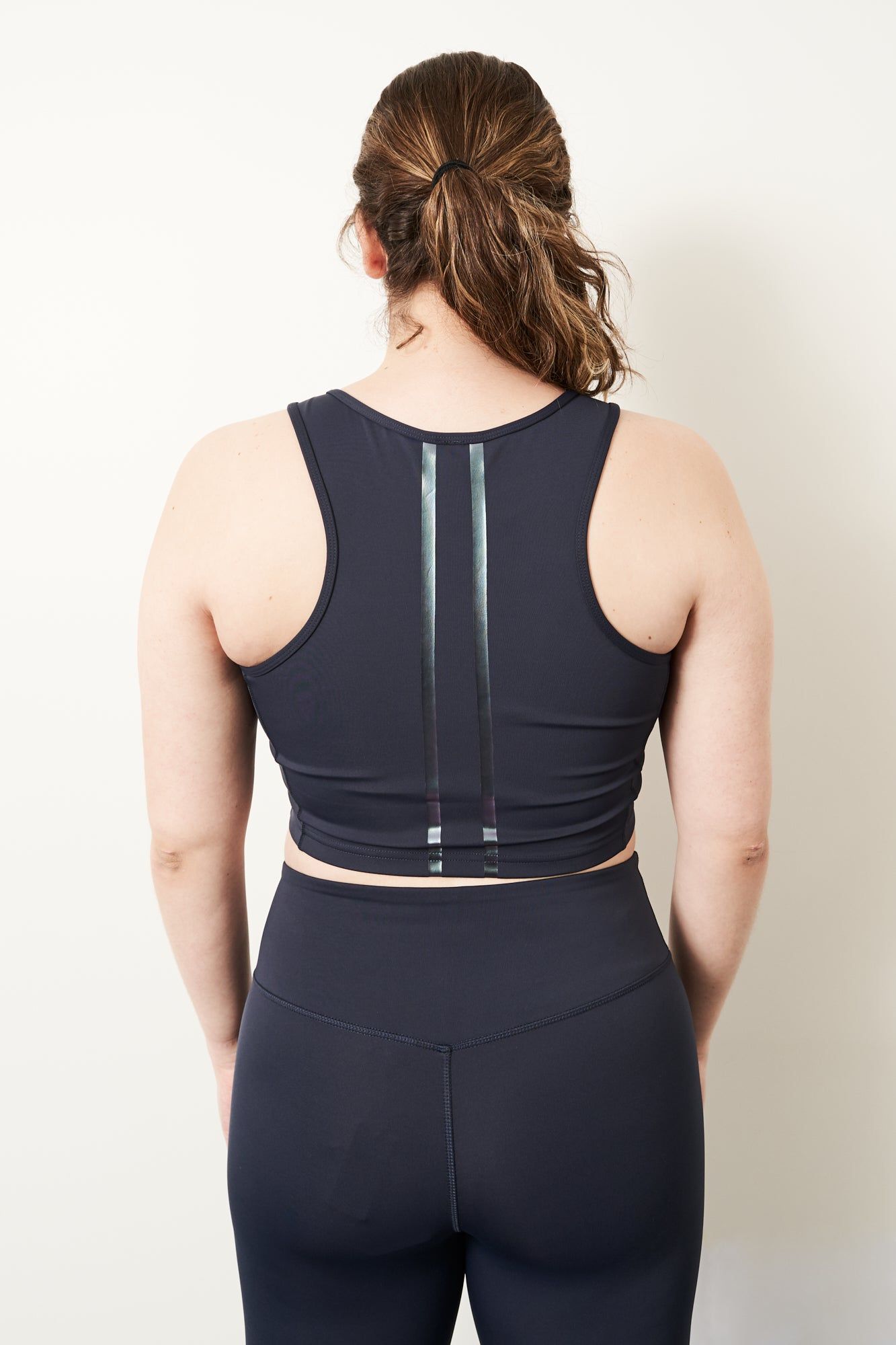 Glimmer Bra - Long Line - Women's Sports Bra
