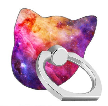 Galaxy Cat Cellphone Ring holder
