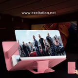EXCITATION PROJECTION - 3D HD MAGNIFIER