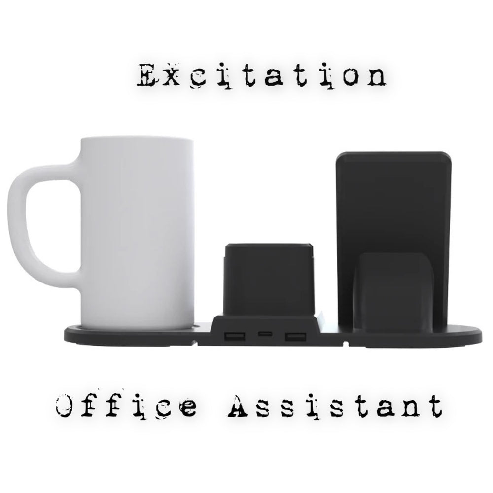Excitation Office Assistant