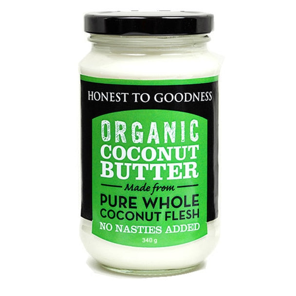 Honest To Goodness Coconut Butter 340g