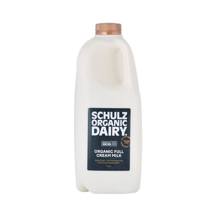 Schulz Organic Dairy Full Cream Milk