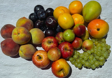 Organic Seasonal Fruit box