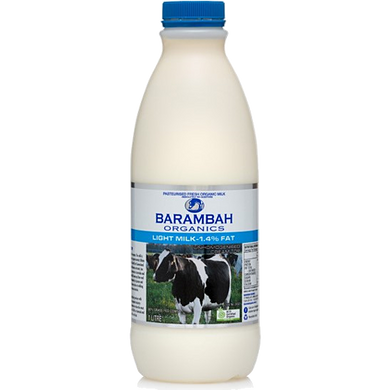 Barambah Low Fat Milk