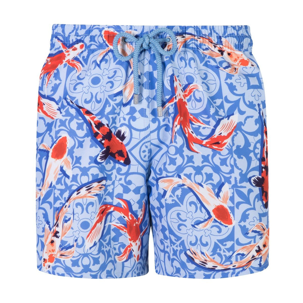 Swim Shorts-Long , Mens Swimwear - A Brief Affair