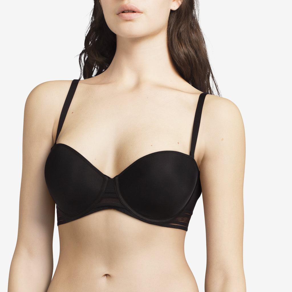 Rhythm Bandeau T-Shirt Bra - A Brief Affair