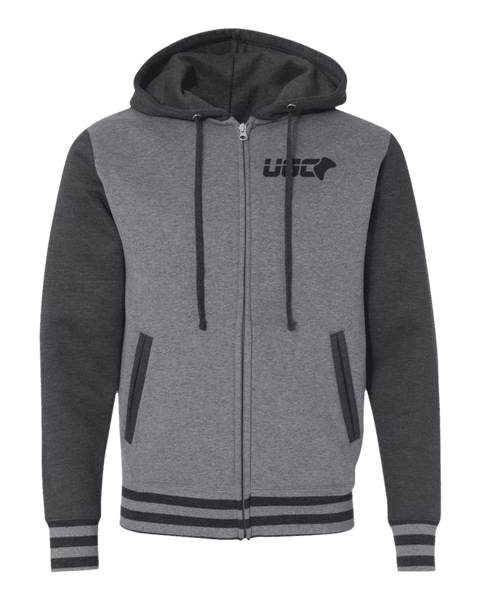 Inverted UGC Varsity Zip