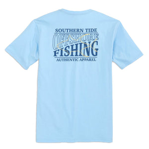 Southern Tide Offshore Fishing Tee